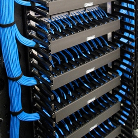 Serviços de Telefonia, Rede Estruturada, Montagem de Racks.