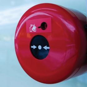 Instalação de detectores de fumaça, Alarmes de Incêndio.